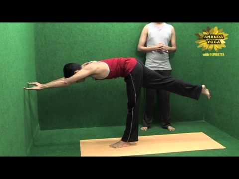 Reduce Thigh Fats with Power Yoga Legs 5
