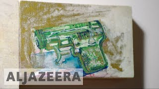 'Loving Arms' exhibit to showcase US gun culture - ALJAZEERAENGLISH