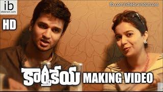 Karthikeya making video - idlebrain.com - IDLEBRAINLIVE