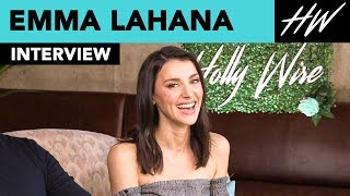 Cloak and Dagger Emma Lahana & Joe Pokaski Reveal Season 2 Secrets & Favorite Character! | Hollywire - HOLLYWIRETV