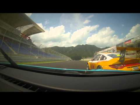 Porsche Carrera Cup Asia Round 9 Highlights
