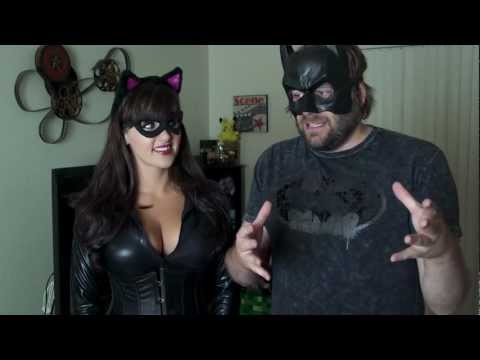 The Dark Knight Rises Review! (NO SPOILERS!)