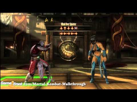 Mortal Kombat - Fatalities - Walkthrough - Ermac - Pest Control