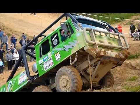 Truck Trial Mohelnice 25 5 2013 Extreme 4x4 Устюг