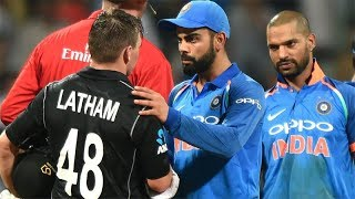 1st ODI: Kohli's 31st ton goes in vain as New Zealand beat India by 6 wickets - TIMESOFINDIACHANNEL
