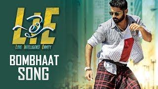 Nithin's LIE Movie Bombhaat Song | Motion Teaser | Megha Akash | Fan Made | TFPC - TFPC