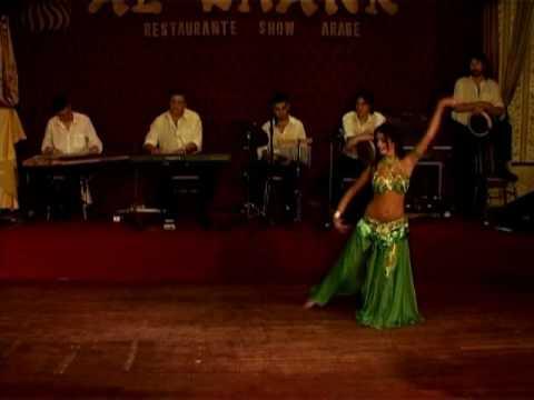 Danzas Arabes with Saida & Mario Kirlis Orquestra