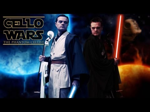 Cello Wars (Star Wars Parody) Lightsaber Duel - The Piano Guys - حمل تيوب