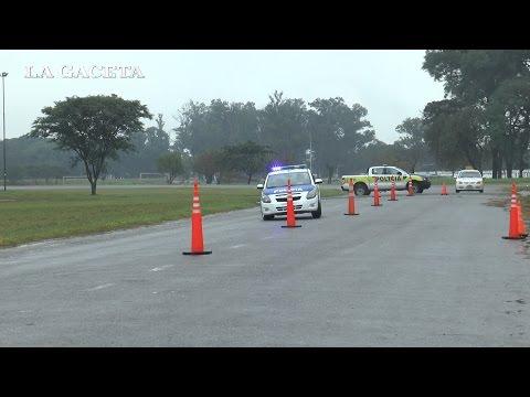 Policías de seis provincias se entrenan en prácticas de tiro y manejo de evasión