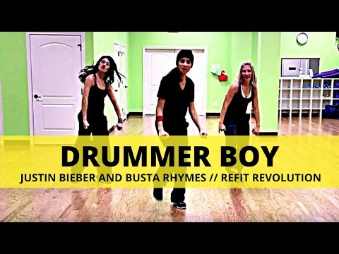 "ReFit Dance Fitness ""Drummer Boy"" Hip Hop"