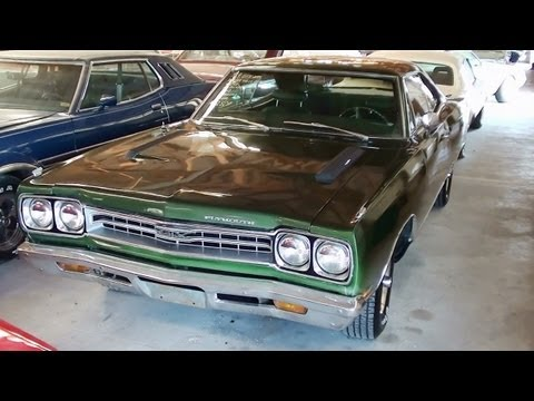 1969 Plymouth GTX 440 V8 Mopar Muscle Car