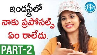 Actress Nandita Swetha Interview Part #2 || Talking Movies With iDream - IDREAMMOVIES