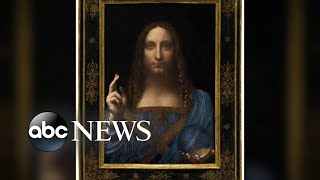 Rare Leonardo masterpiece sells for record $450M - ABCNEWS