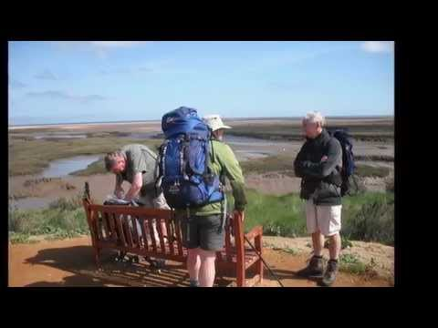 Norfolk Coast Path May 2014