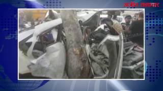 video : लुधियाना : तेज रफ़्तार कार के पेड़ से टकराने के कारण एक की मौत