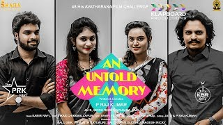 An Untold Memory  Latest Telugu Short Film 2019 |  P Raj Kumar | Klapboard Productions - YOUTUBE