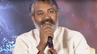 Director Rajamouli Reveals RRR Movie Story | TFPC - TFPC