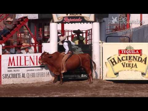 Mejores Montas de Toro - Torneo Charro Tequila Hacienda Vieja Vallarta.
