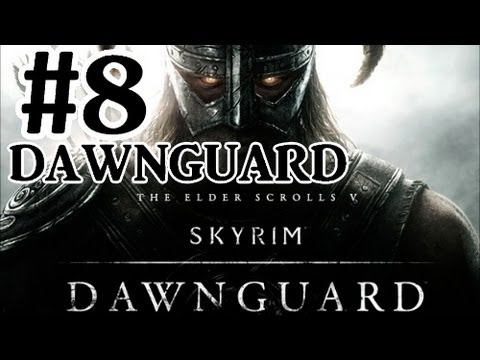 Elder Scrolls V : Skyrim Dawnguard DLC Walkthrough - Part 8 Crossbow & Dragonbone Smithing