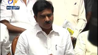 All Hailing Chandrababu's Development Plans : AP Ministers - ETV2INDIA