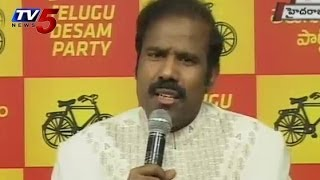 KA Paul Talks to Media at Chandrababu House - TV5NEWSCHANNEL
