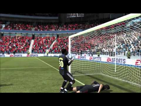 FIFA 12 - Funniest Impact Engine Fail