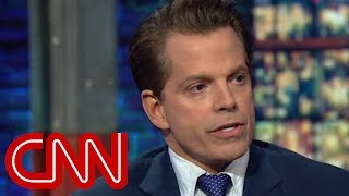 Anthony Scaramucci: Hiring John Kelly was a mistake - CNN