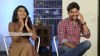 Nani & Anupama Parameswaran interview about Krishnarjuna Yuddham - idlebrain.com - IDLEBRAINLIVE
