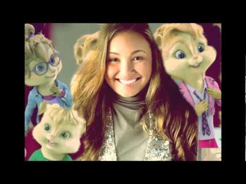 Bruna Karla - versão Esquiletes (Alvin e os Esquilos )