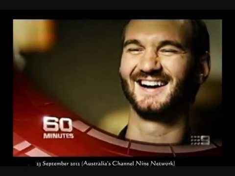 Nick Vujicic becoming dad soon Congratulations