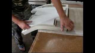 How to make artificial stone Искусственный камень