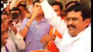 Supporters celebrate as India's ruling BJP makes big gains in state polls - ANIINDIAFILE