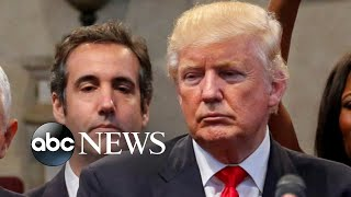 New report claims Trump directed Cohen to lie - ABCNEWS