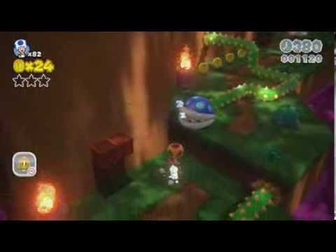 Let's Play Super Mario 3D World (Wii U) 09 - 5 is better than 1