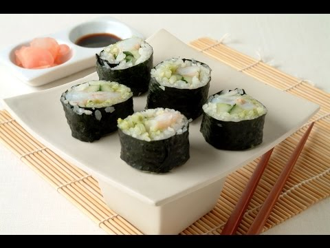 DIY Whole-Grain Sushi  | Cooking Light