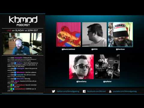 The KBMOD Podcast - Episode 137 ft. @DaveOshry and Jared @Gerritzen