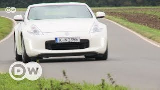 Test it! Nissan 370Z | DW English - DEUTSCHEWELLEENGLISH