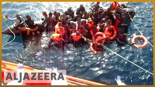🇪🇺 🇪🇬 Europe migration: EU eyes Egypt to help cut numbers | Al Jazeera English - ALJAZEERAENGLISH