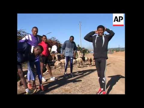Profile of Ethiopia's most famous long distance runner