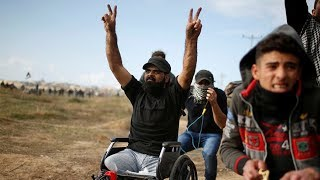 Wheelchair-bound man with no legs killed by IDF in Gaza during Jerusalem protest - RUSSIATODAY