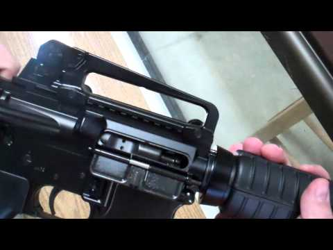 Bushmaster AR15 M4 Patrolman A3 Review @ Trigger Happy