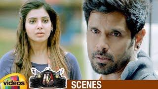 Vikram Mocks Goons   Funny Comedy Scene   Samantha   AR Murugadoss   Mango Videos - MANGOVIDEOS