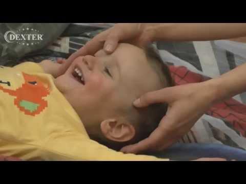 Masáže dětí a miminek
