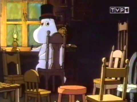 Muminki 67 - Złamany fotel