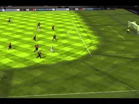 FIFA 14 iPhone/iPad - U.N.A.M. vs. Atlas