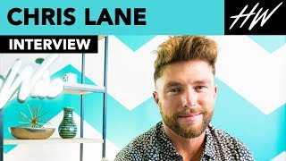 Chris Lane Shares Hilarious Mason Ramsey Story & Plays Basketball With Backstreet Boys! | Hollywire - HOLLYWIRETV
