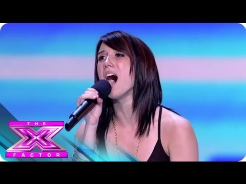 Meet Jillian Jensen THE X FACTOR USA 2012