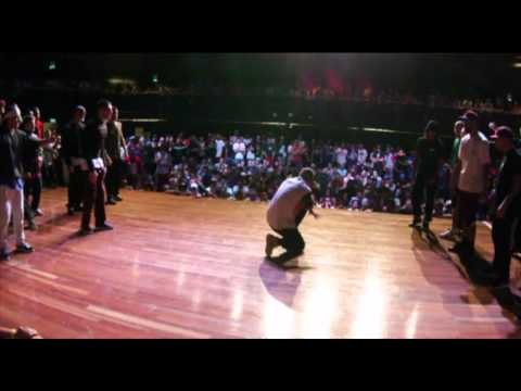 UK bboy champs european final [IBE 2011]