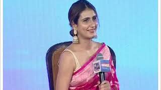 Women Of Steel Summit: Shahrukh Khan is love of my life, says Fatima Sana Shaikh - NEWSXLIVE