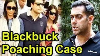 Salman Khan, Saif Ali Khan, Tabu, Sonali Bendre - New twist in Blackbuck poaching case